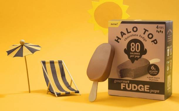 Halo Top debuts Fudge Pops and new light ice cream pints