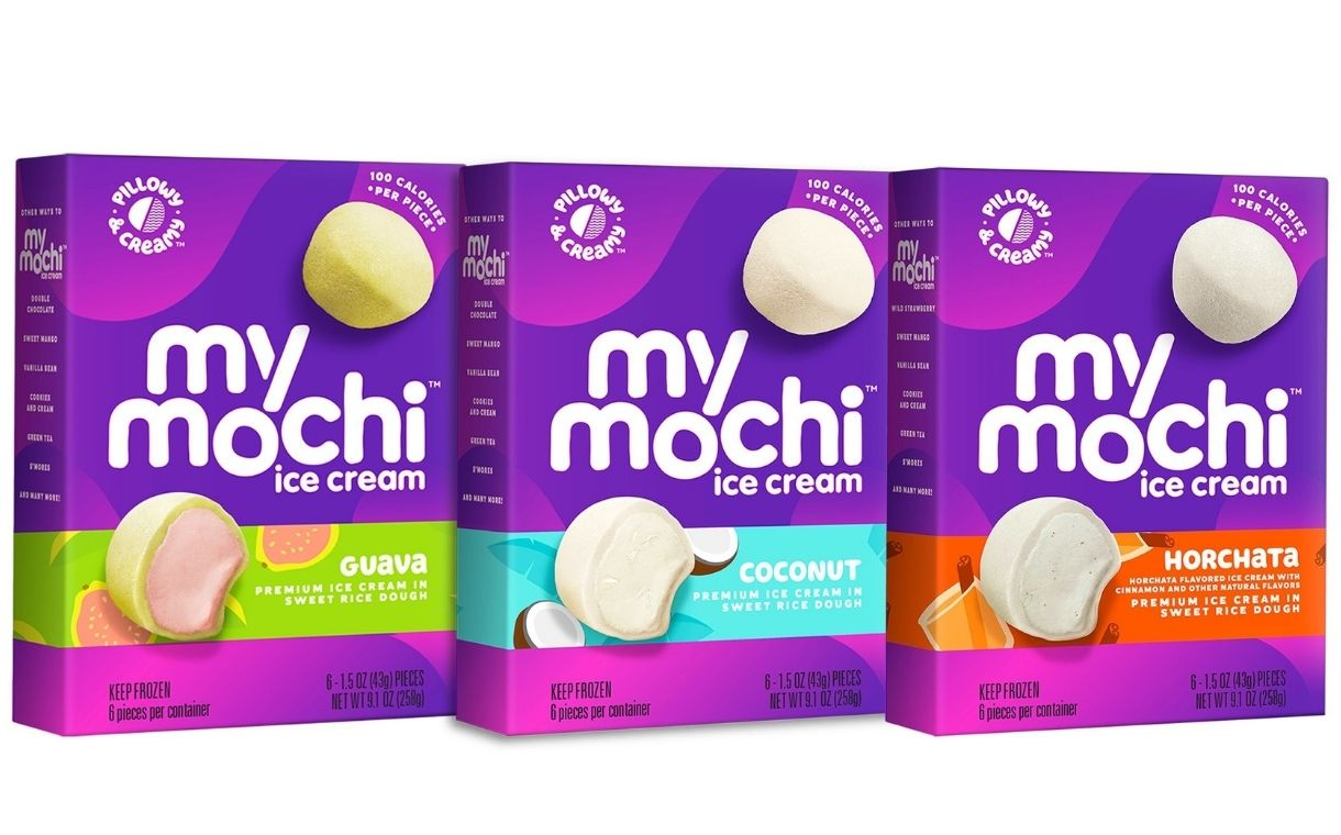 My/Mochi Ice Cream releases 'globally inspired' flavours