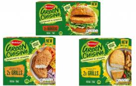 Birds Eye unveils three new Chicken-Free products