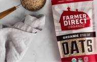Above Food acquires organic legume and grain brand Farmer Direct