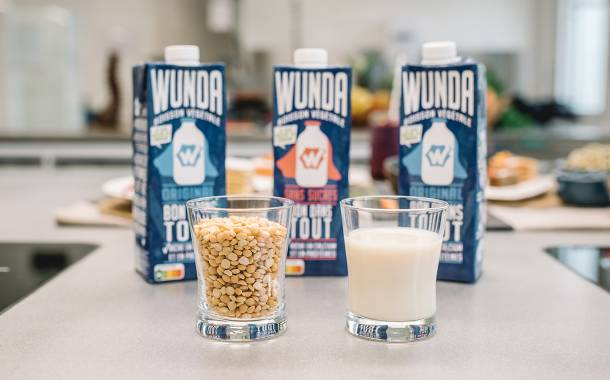 Nestlé debuts new pea-based milk alternative brand