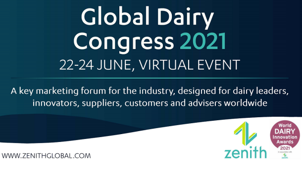 Zenith's Global Dairy Congress to chart sustainable future for dairy