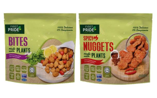Tyson Foods enters plant-based market in Asia with First Pride brand