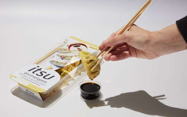 Itsu debuts new chilled food-to-go range in UK