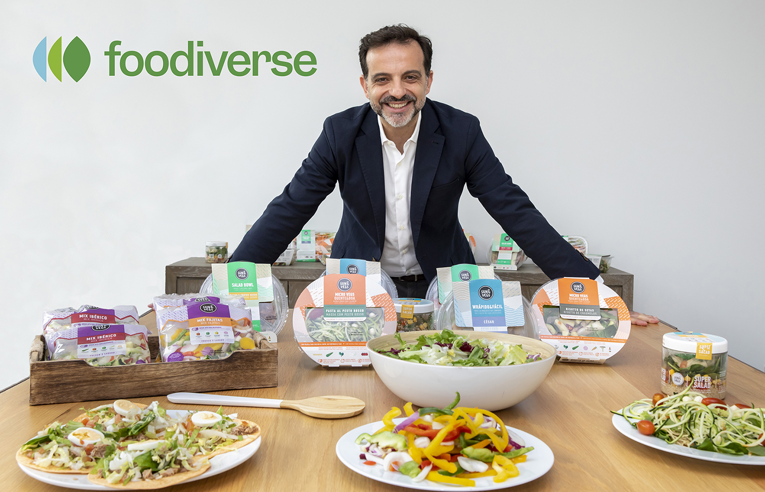 Foodiverse achieves turnover of €311m in 2020