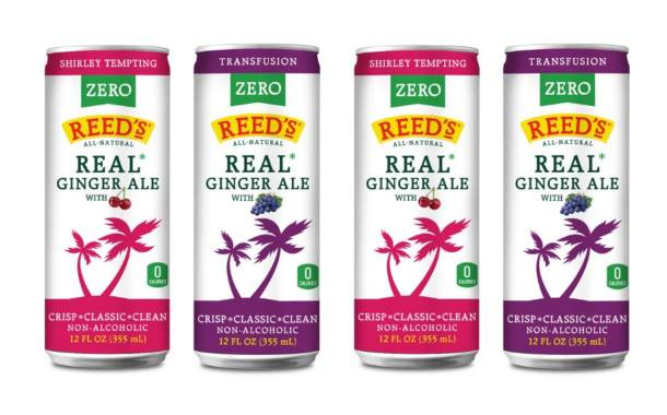 Reed's launches duo of ginger ale mocktails in US