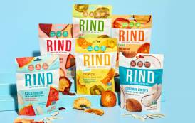 Whole fruit snack brand Rind secures $6.1m in funding