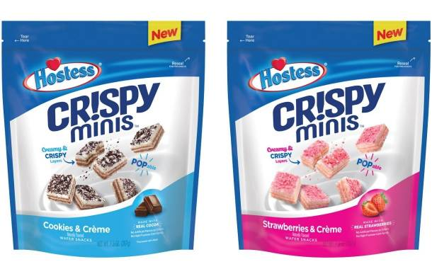 Hostess Brands releases new wafer snack in US