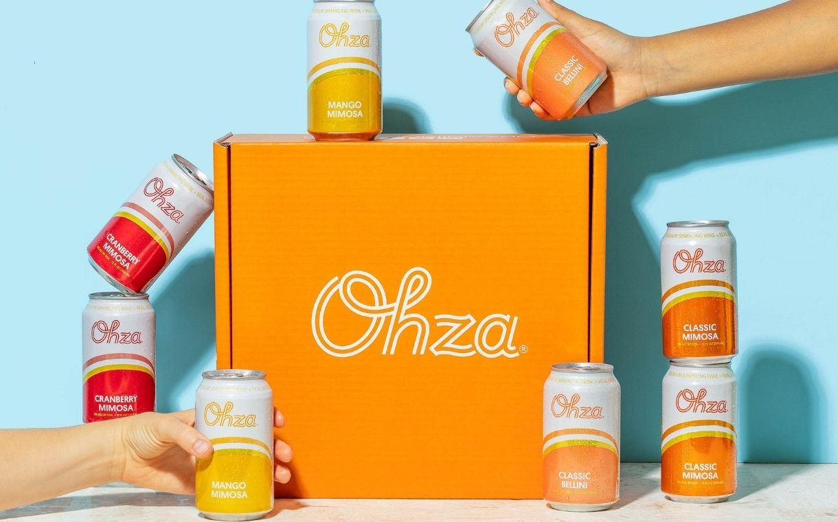 Ready-to-drink cocktail maker Ohza secures $4m in funding
