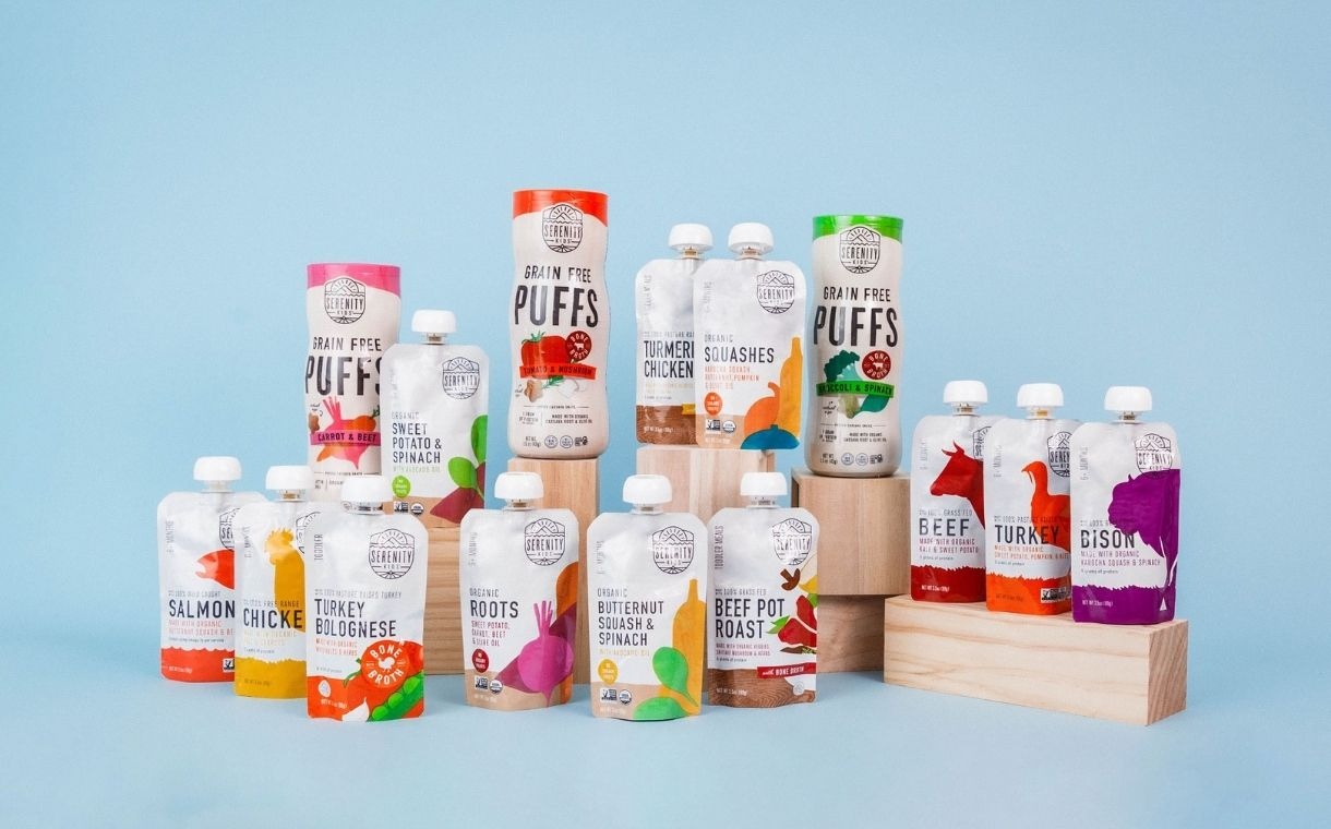 Baby and toddler food brand Serenity Kids secures $7m in funding