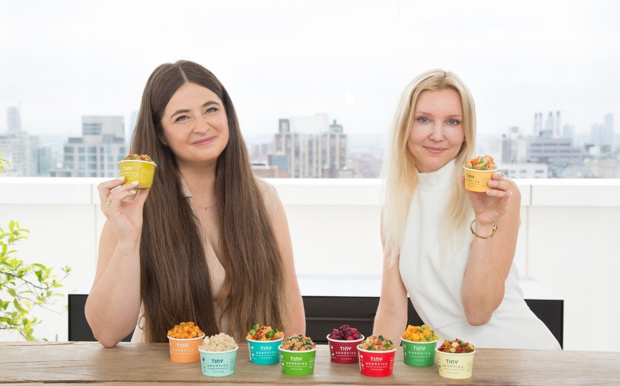 Baby and toddler food brand Tiny Organics secures $11m in funding