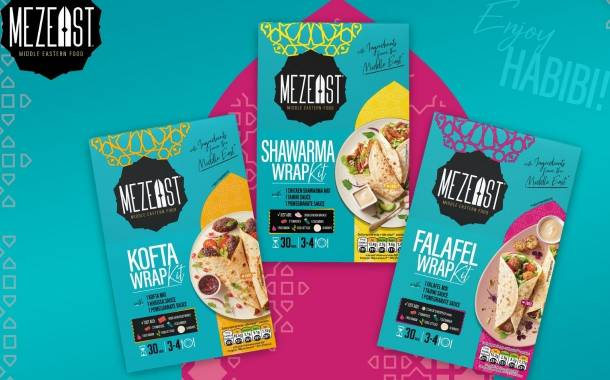 Nestlédebuts new Middle Eastern-inspired food brand