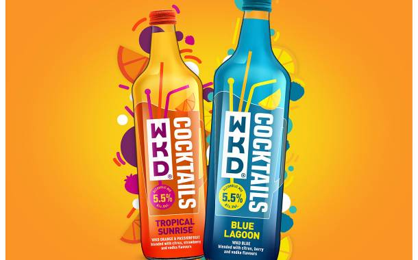 SHS Drinks debuts new pre-mixed WKD Cocktails