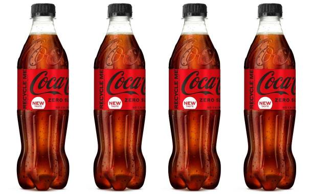 Coca-Cola GB ends use of virgin plastic in on-the-go bottles