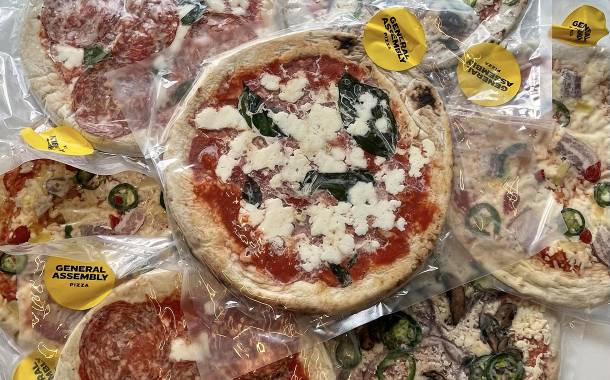 General Assembly Pizza to open production facility for retail pizza range