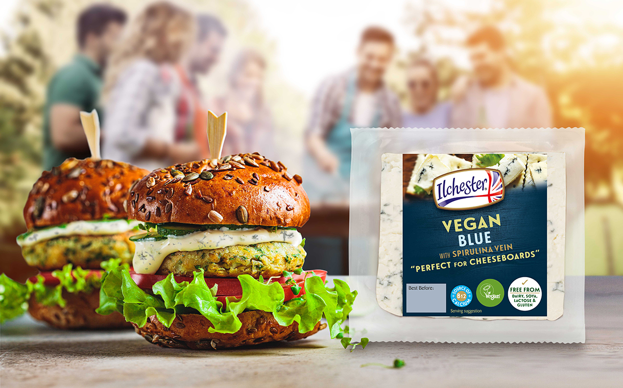 Norseland's Ilchester brand releases two new vegan cheese alternatives
