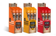 4505 Meats launches Butcher's Snack sausage links