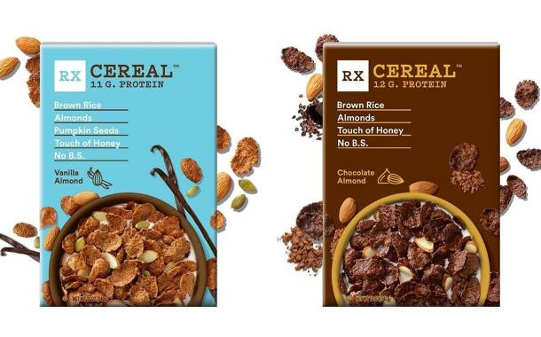Rxbar launches new plant-based breakfast cereal line in US