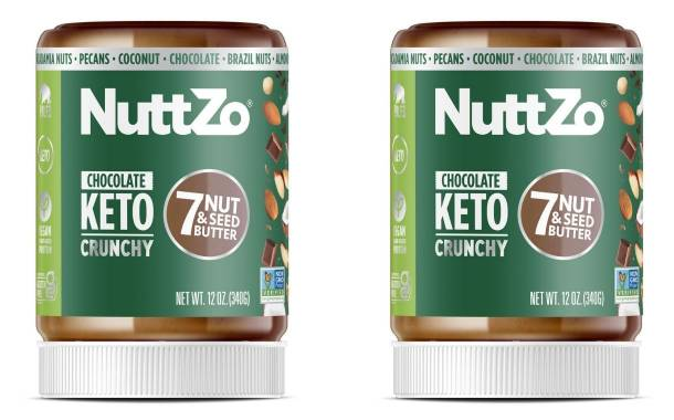 NuttZo debuts Chocolate Keto Seven Nut and Seed Butter