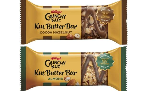 Kellogg's adds Nut Butter Bars to Crunchy Nut range