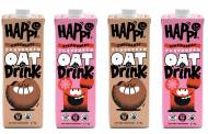 Happi Free From to launch flavoured oat drinks
