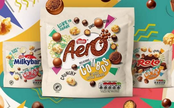 Nestlé unveils new Combos sharing range with popcorn