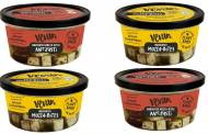 Vevan unveils new marinated dairy-free cheeses