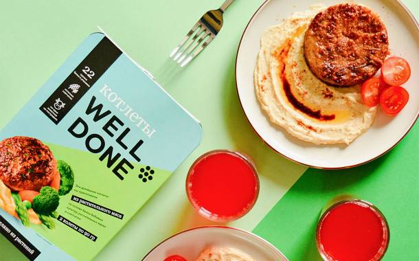 Russian plant-based meat firm Welldone secures $1.5m in funding