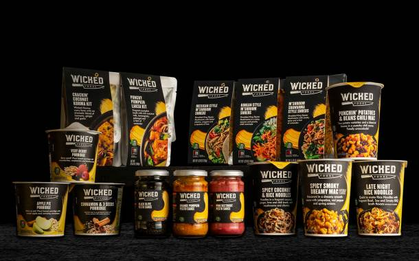 Plant-based food brand Wicked Kitchen raises $14m in funding