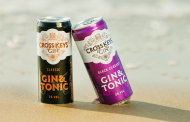 Amber Beverage Group releases premium RTDs from Cross Keys Gin