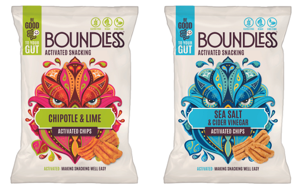 Boundless launches activated chip range
