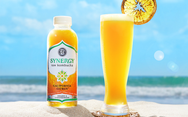 GT's Living Foods adds new flavours to its Synergy kombucha brand