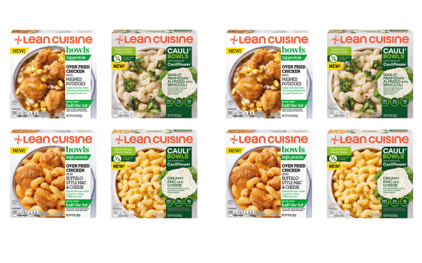 Lean Cuisine releases new High Protein and Cauli Bowls