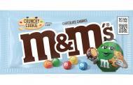 Mars Wrigley debuts new M&M's Crunchy Cookie for US market