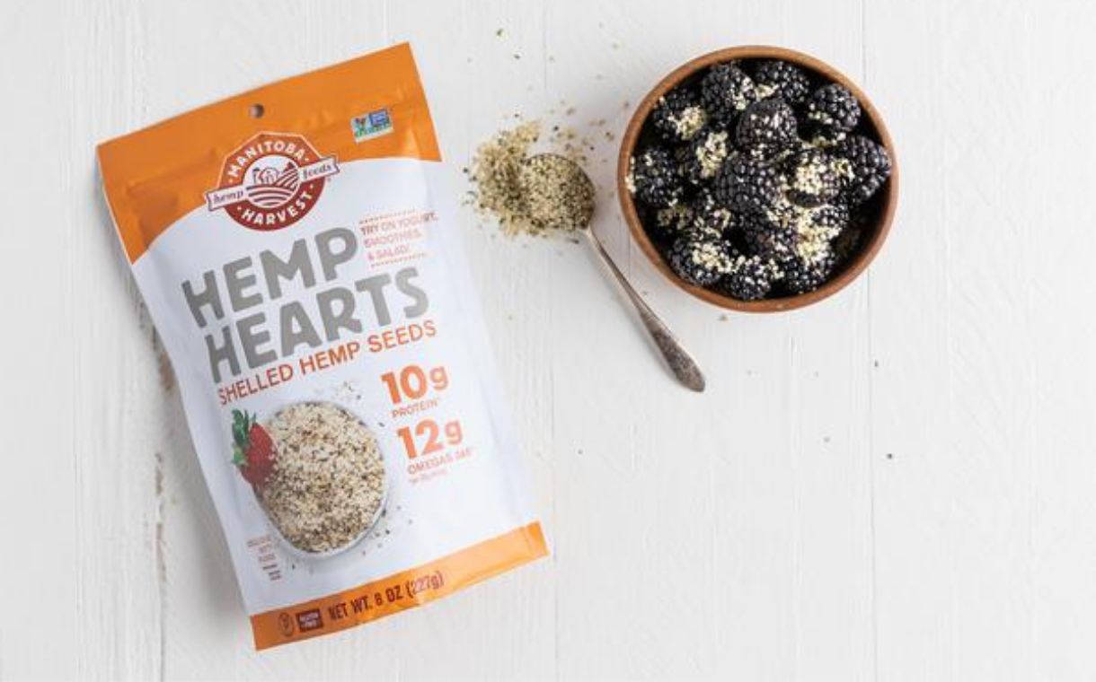 Manitoba Harvest announces CAD 5.1m partnership for the development of hemp and pea varieties