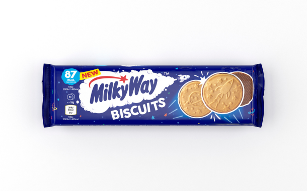 Mars launches MilkyWay Biscuits