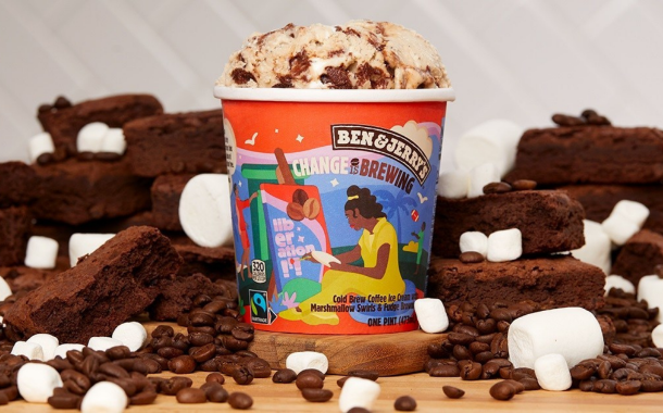 Ben & Jerry's releases limited edition Change is Brewing ice cream