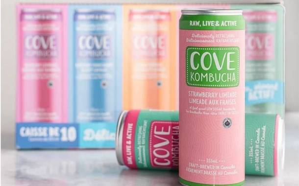 Cove Kombucha secures CAD 4.5m in funding round