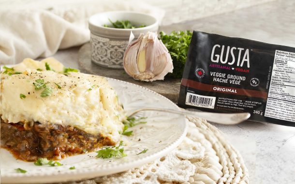 Gusta launches two new veggie grounds