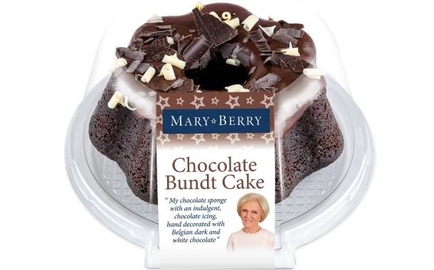 Finsbury Food Group expands Mary Berry cake range