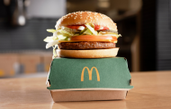 McDonald's and Beyond Meat launch plant-based burger in the UK