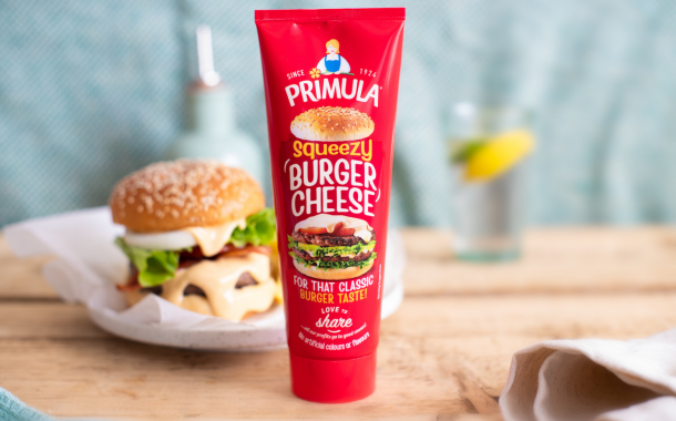 Kavli Group launches limited edition Primula 'Burger Cheese' spread
