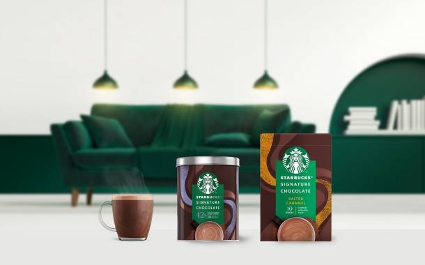 Nestlé and Starbucks expand At-Home range with new Starbucks Signature Chocolate
