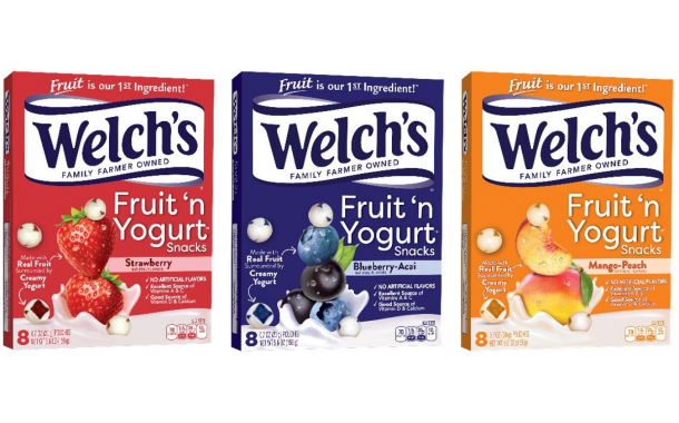 PIM Brands launches two new Welch's Fruit 'n Yogurt Snacks flavours