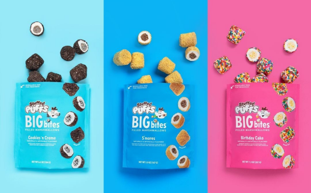 Stuffed Puffs launches three new