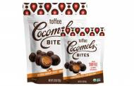 Cocomels releases dairy-free dark chocolate toffee bites