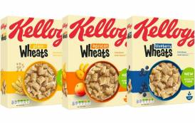 Kellogg's expands non-HFSS cereal range with three new flavours