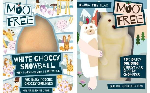 Moo Free adds products to its festive range