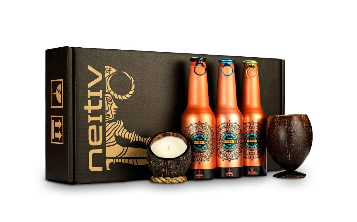 Neitiv launches first coconut flower beer range