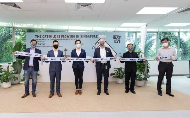 Yeo's and Oatly announce official opening of oat milk facility